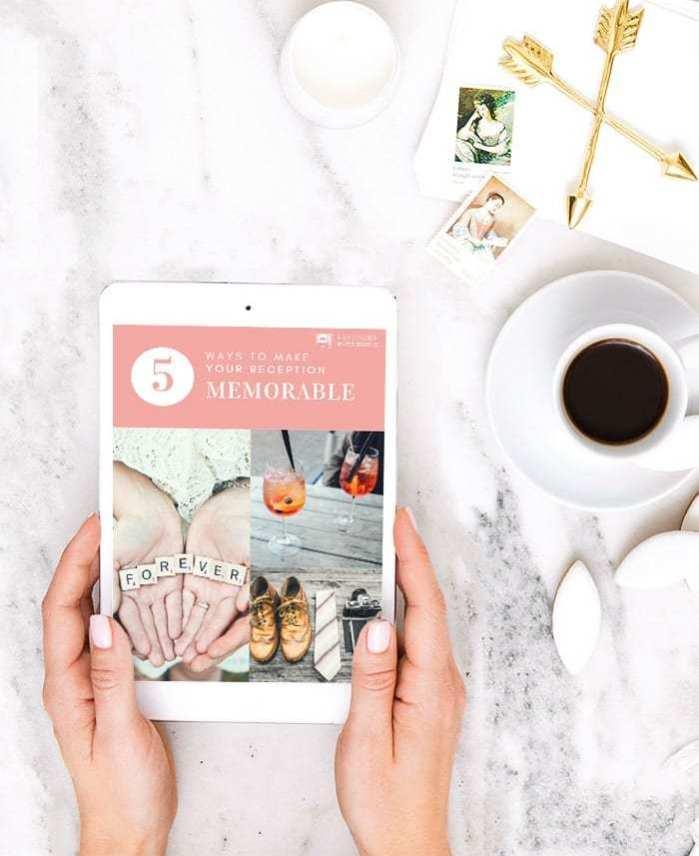 ebook for making our San Francisco wedding more memorable