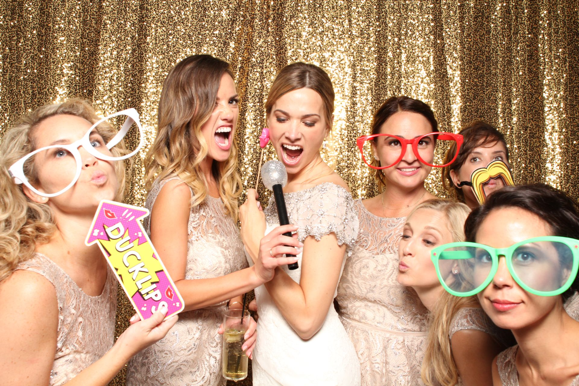 Exposure Photo Booths Wedding Receptions