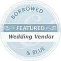 Borrowed & Blue Featured Wedding Vendor